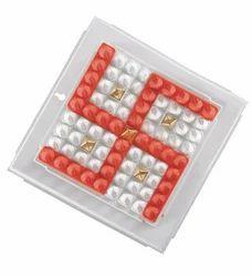 Pyra Vastu Swastik - Gold Pyramid, Swastik Gold Pyramid