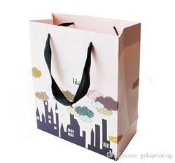 Paper Bag Printing Service, For Home Application, Multi Color