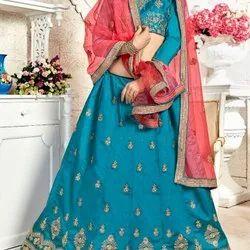 Lehanga Choli and Ladies Designer Lehenga Choli Manufacturer