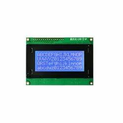 JHD539 B/W 16x4 Character Display