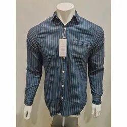 Cotton Casual Wear Men's Stylish Shirt