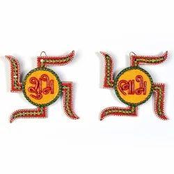 Kundan Shubh Labh Door Hanging 254