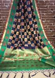 Banarasi Silk Patola