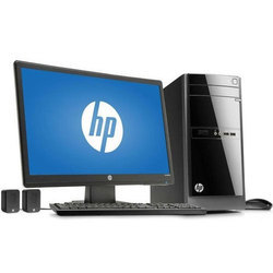 HP Desktop PQC 4gb 1tb 19TFT DOS