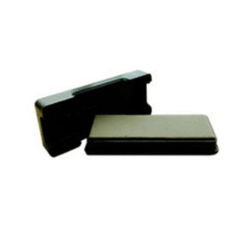 Plastic Black Pocket Seal Stamp Case
