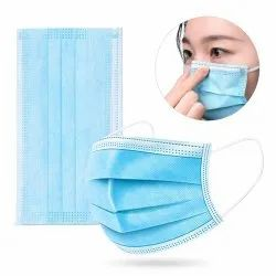 3 Layer Water Proof Face Mask