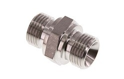 Mild Steel Hydraulic Fittings for Gas Pipe, Size: 1 - 2 inch