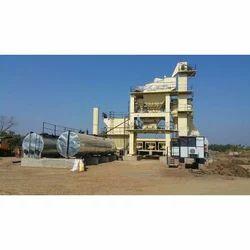 FABHIND Automatic Asphalt Batch Mix Plant, For Construction, Capacity: FAB-1500