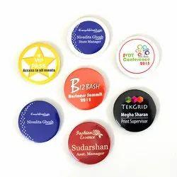 Badges Printing Service