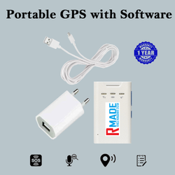 Dual GPS Tracking System