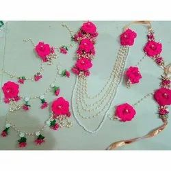 Rose Flower Jewelry For Baby Shower