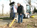 Municipal Sweeper Dulevo 850 Mini (GEM Approved)