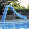 Swimming Pool Twister Slide