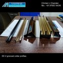 Stainless Steel PVD COATED COLOR PROFILE