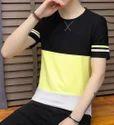 Man Half Sleeve T Shirt