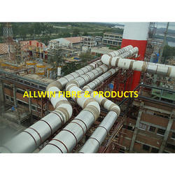 FRP Ducts Erection Services