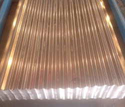 Aluminum Roofing Corrugated Sheet