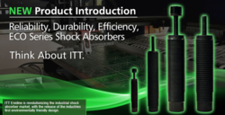 Non Adjustable Industrial Shock Absorbers