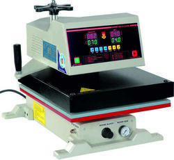 M&M 3 Phase 2000 W 415 V Sports Wear Sticker Machine, Dimension: 28 * 22 * 21 Inch