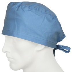 SafeWear Surgical Head Cap Cotton Fabric, For Hospital
