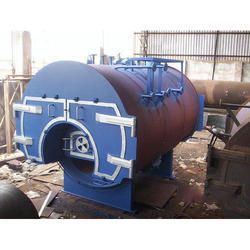Smoke Tube Steam Boiler