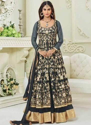082cfac8d0e3 M Fashion Net Ladies Gown Style Anarkali