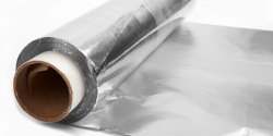 Silver Aluminium Foil 72 MTR, For Packaging, Thickness: 10.5 Microns