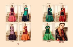 Designer Satin Georgette Salwar Suits