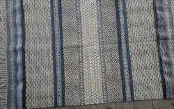 Hand Block Printed Woven Cotton Carpet