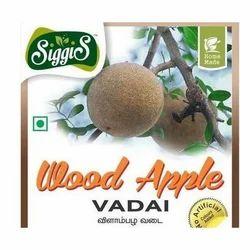 Siggis Wood Apple Vadai, Packaging Type: Packet