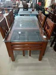 Glass Dining Table In Ernakulam Kerala Glass Dining Table Glass Table Chairs Price In Ernakulam