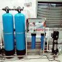 Industrial RO Plant 1000 Lph