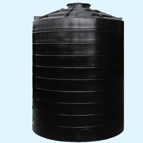 Plastic Double Layer Black Water Tank Capacity 1000 L Rs 7200 Piece Id 18924990233