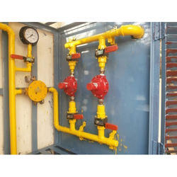 Gas Pipeline Fitting Service