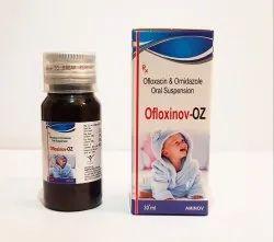 Ofloxinov OZ Solution for Commercial