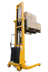 Semi Electric Lift Stacker