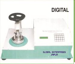 Microprocessor Bursting Strength Tester Single Head