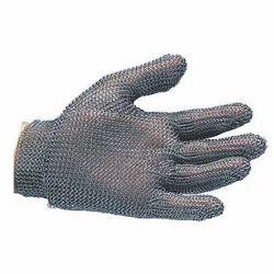 Stainless Steel Mesh Gloves