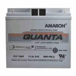 Amaron SMF Battery, Capacity: 100-150Ah, Warranty: 3 years