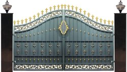 Residential Ornamental Gate