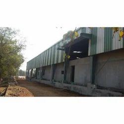 Steel Shop Prefabricated Building