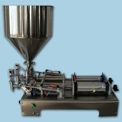 Stainless Steel Paste Viscuss Filling Machine