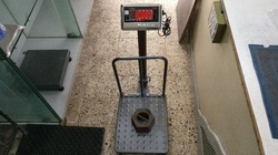 Poonawala Weighing Scale, Surat - Manufacturer of