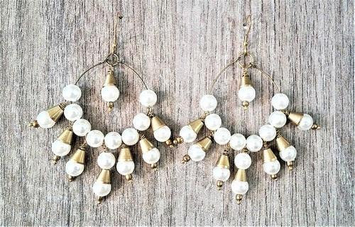 Handmade Brass Beaded Jewellery