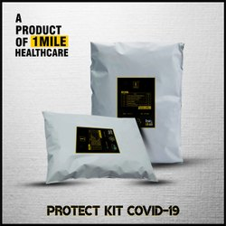 Disposable 1Mile Covid-19 Personal Protection Safety Kits