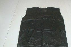 Black Disposable Gown