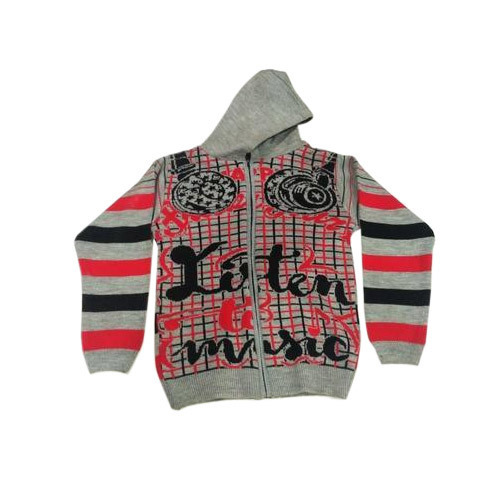 b7d90938f56f Fancy Kids Hooded Sweater at Rs 340  piece