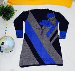 Knitted Woolen Kurtis