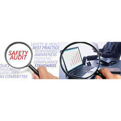 Consulting Firm Safety Audit Service, for Office and Corporate