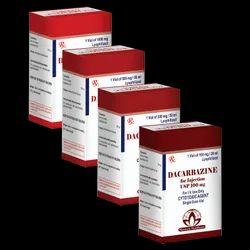 Dacarbazine for Injection USP 100mg/ 200mg/ 500mg/ 1000mg